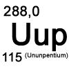 Periodensystem: Ununpentium (Steckbrief)  Periodensystem:...